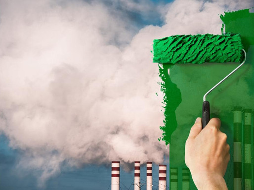Greenwashing: What's Behind the Green Cover?