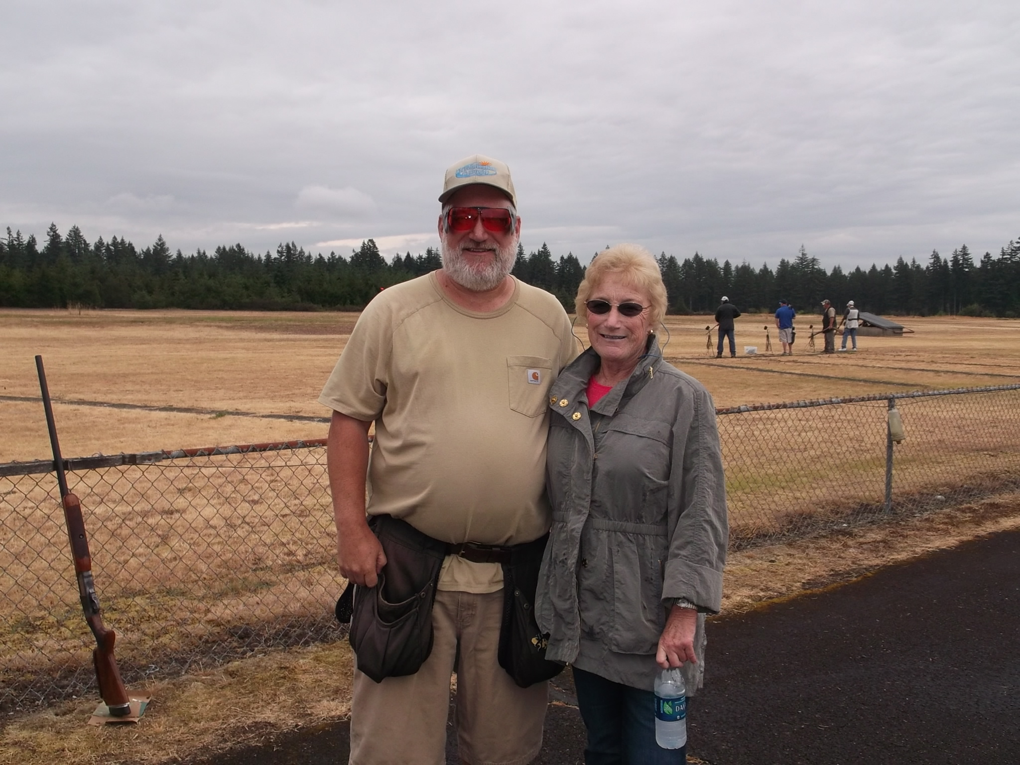Doug Reimers and mom Lois