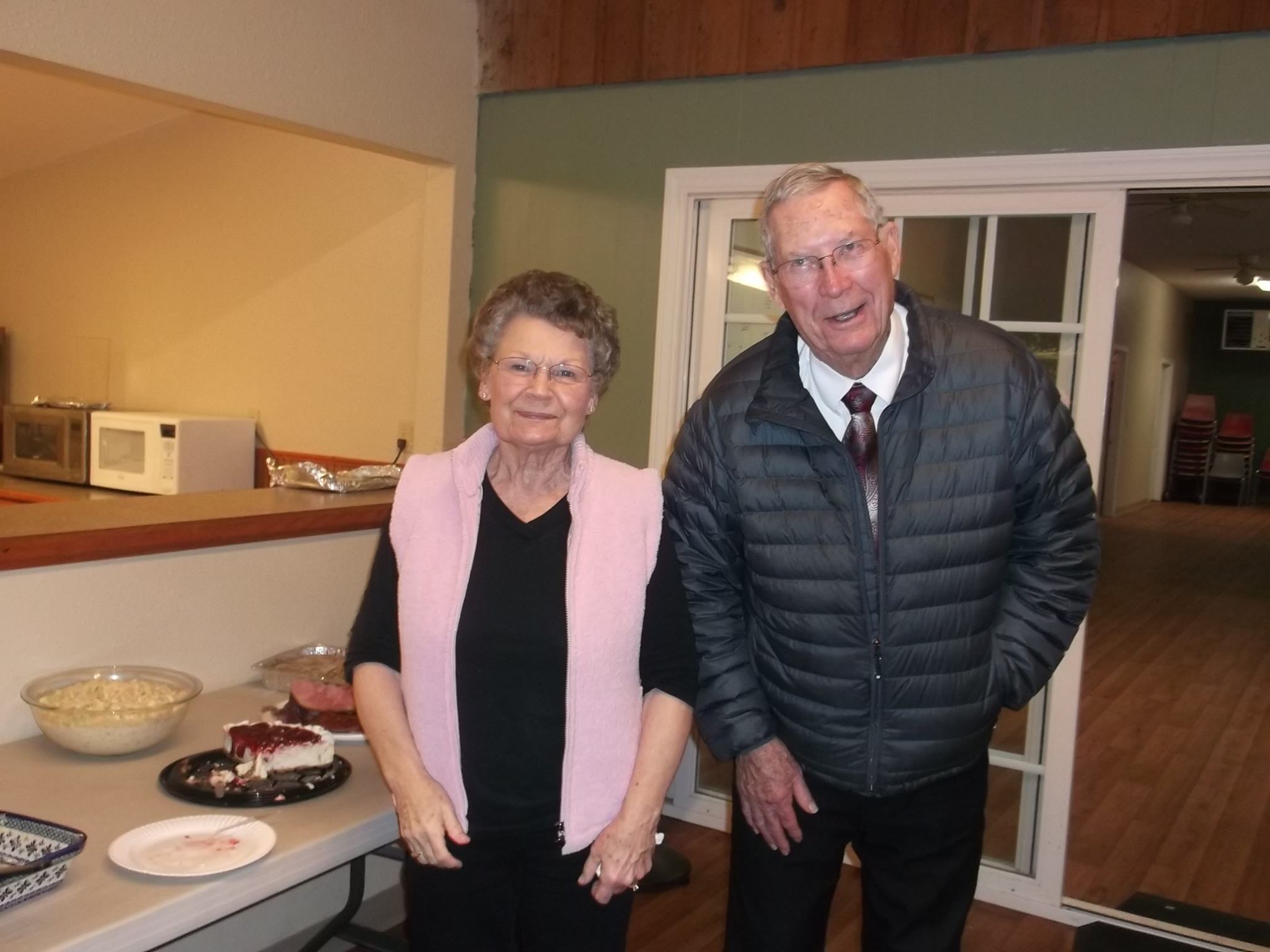 Roy and Shirley Tiegs