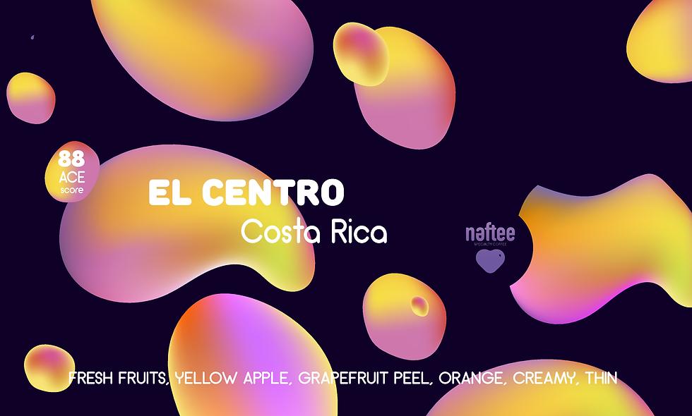Costa Rica EL CENTRO