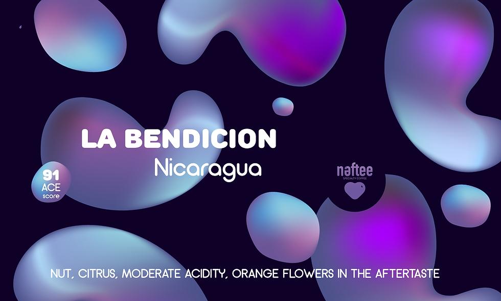 Nicaragua LA BENDICION