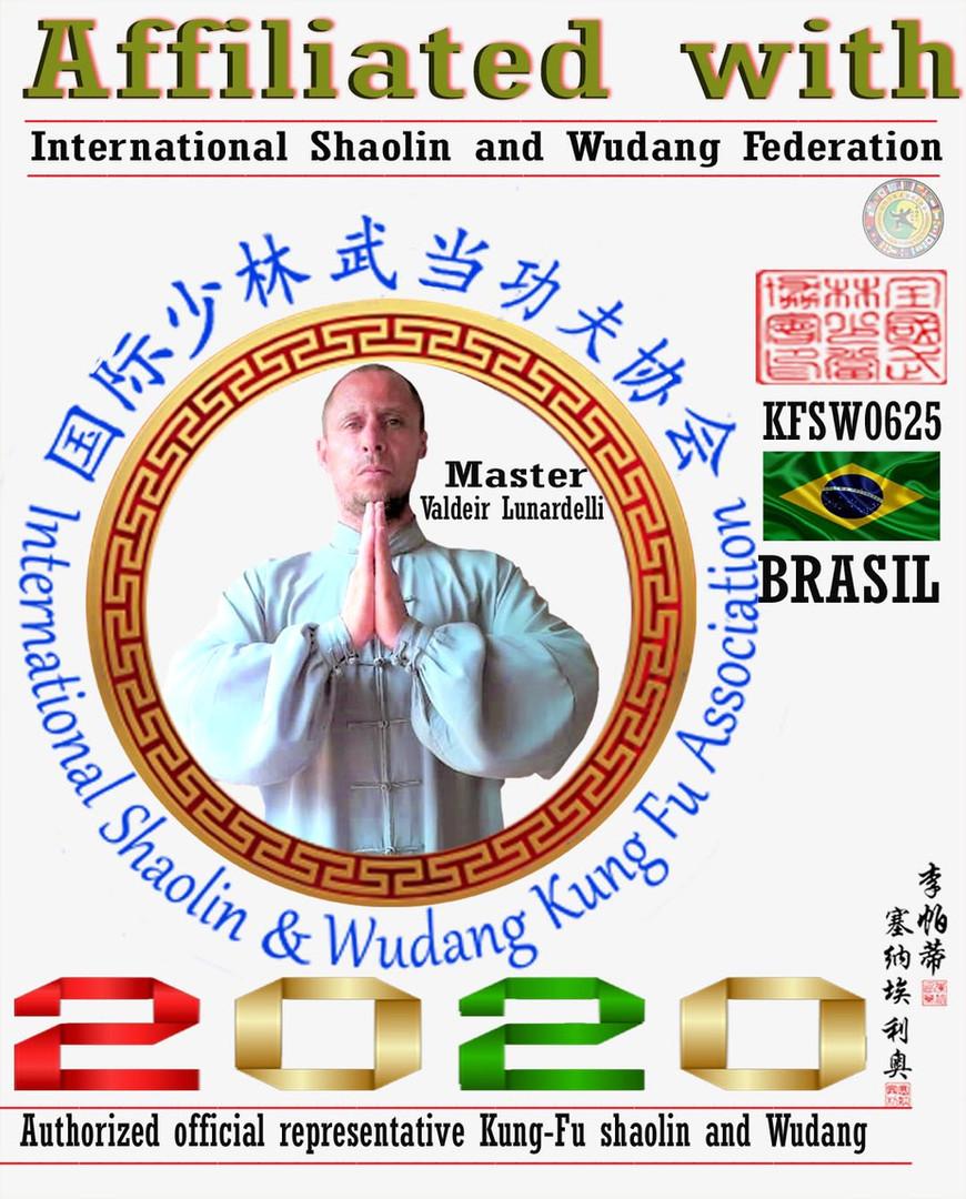 2 Representantes Oficial Shaolin y Wudan