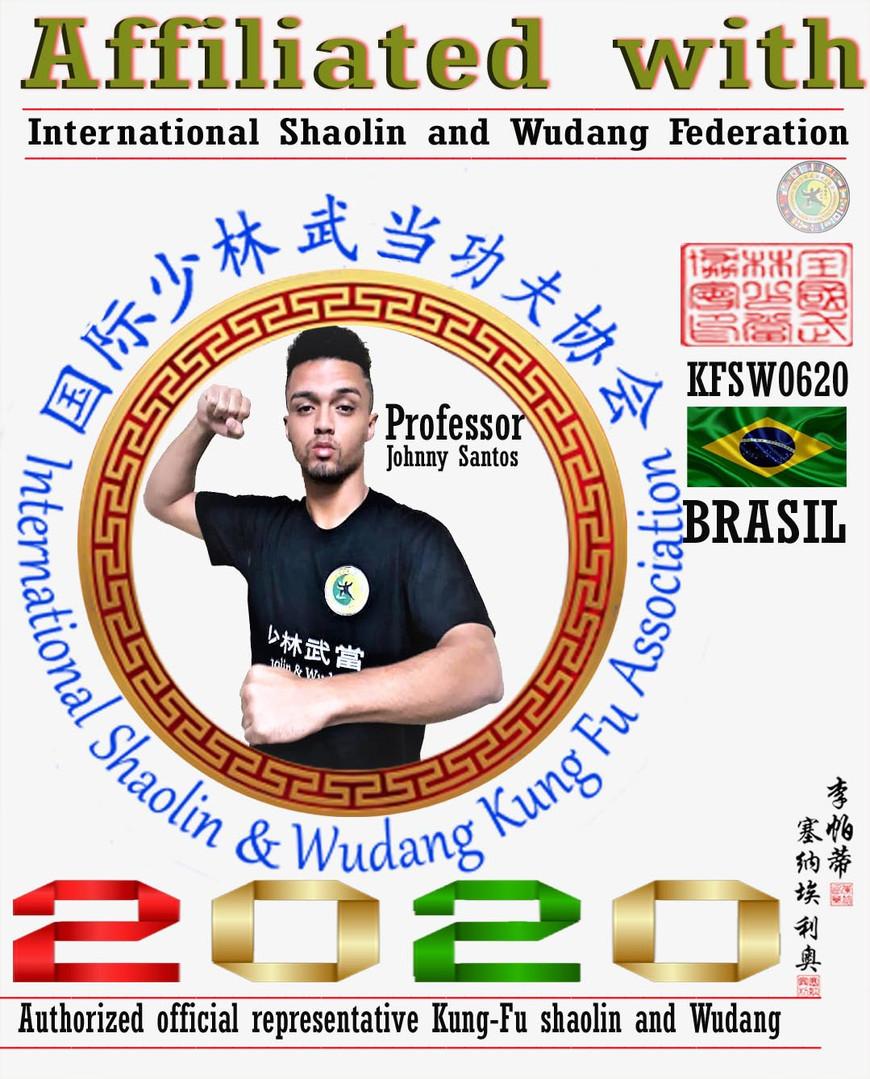 Representantes Oficial Shaolin y Wudang