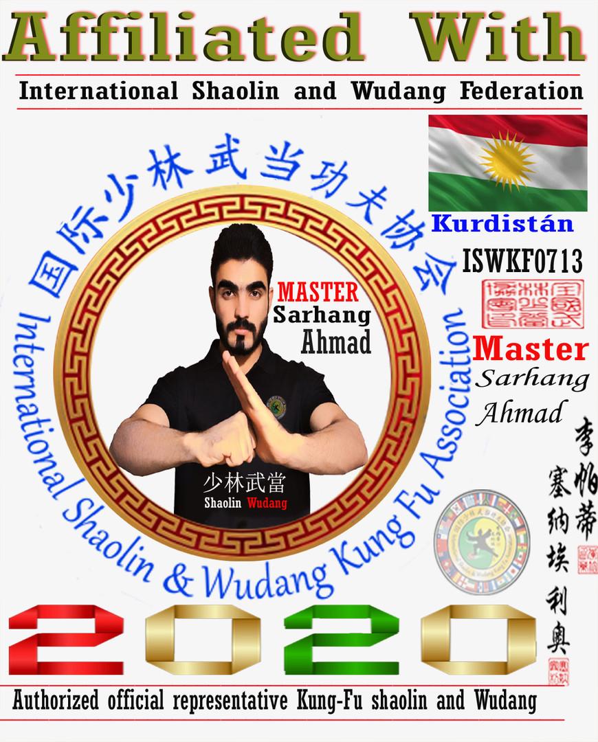 Master Sarhang Ahmad