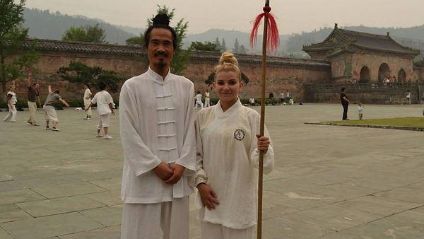 WudangShan Paty Lee y Yuan Xiu Gang - Ch