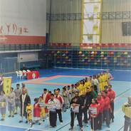 Kung-Fu, Campeonato internacional de Kun