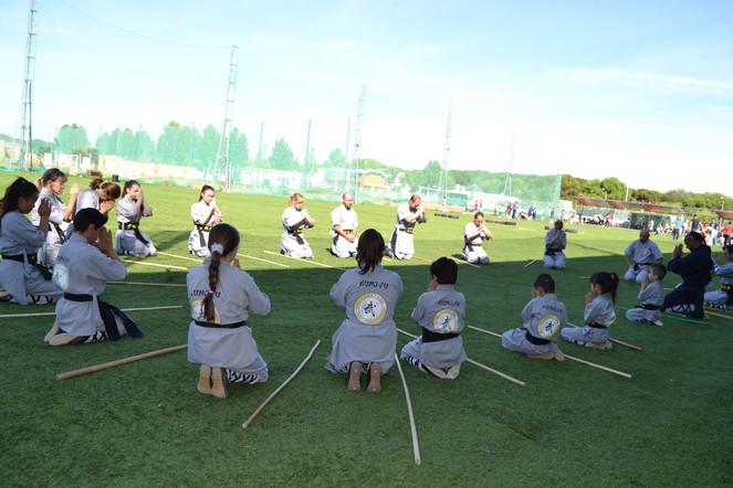 Escuela de Kung Fu Shaolin y Wudang