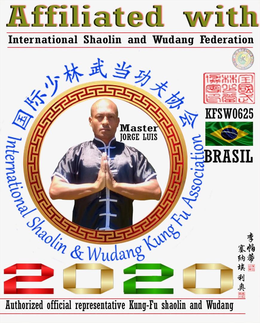 3 Representantes Oficial Shaolin y Wudan