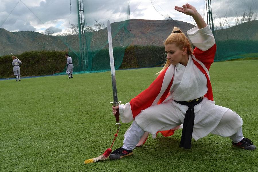 Wudang Kung-Fu Clases y Cursos Shifu Sen