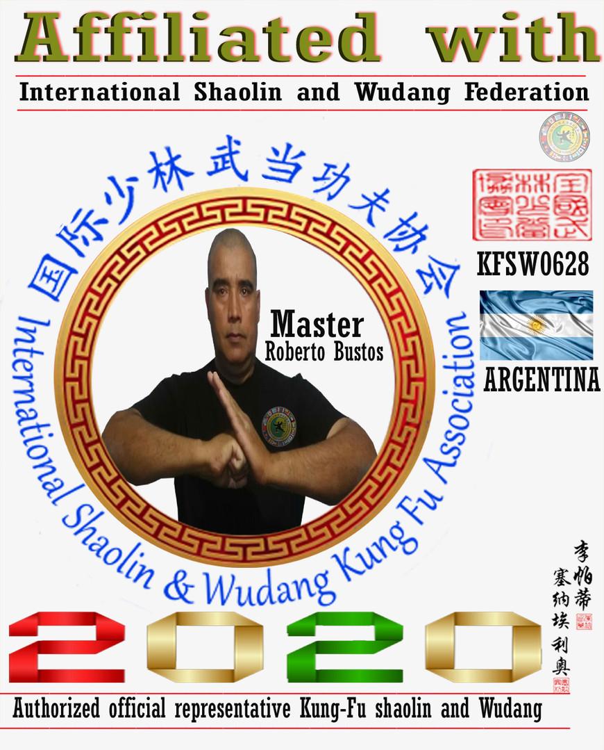 11 Representantes Oficial Shaolin y Wuda