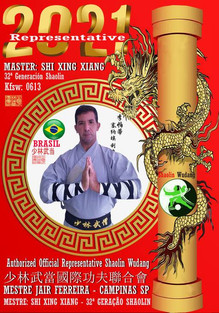 Mestre Jair Ferreira - Kung Fu Shaolin W