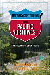 Motorcycle Touring Northwest book