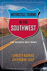 Motorcycle Touring Southwest book