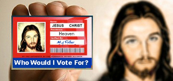 Fox-Trotting out Jesus: David Fox Plays The God Card