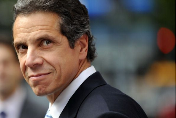 Love In The Time of Cuomo