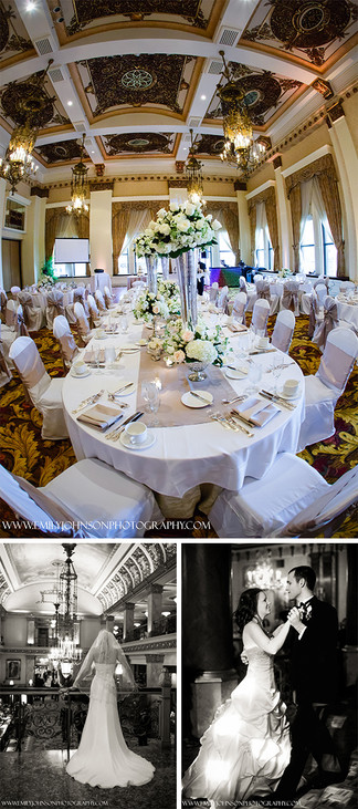 A Wedding to Stand the Tests of Time at The Pfister Hotel