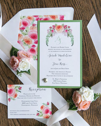 All About Wedding Invitations