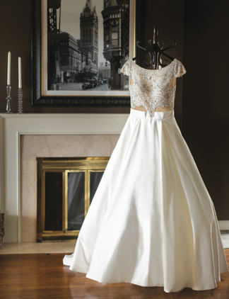Meet Kate Iggens of Stone Manor Bridal