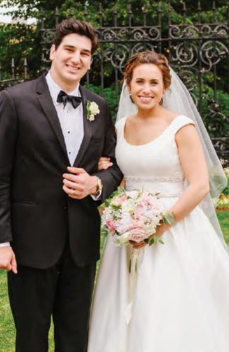 Maggie & Ben married 6.30.17