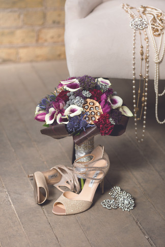 Beautiful Bridal Bouquets - to have and to hold