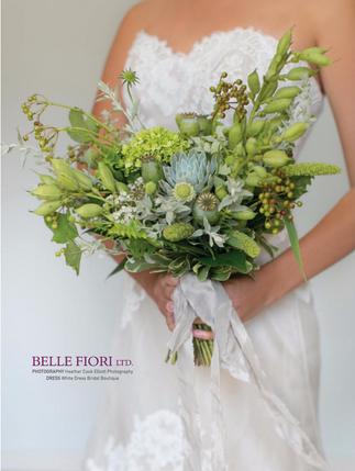 Bridal Blooms Cheat Sheet