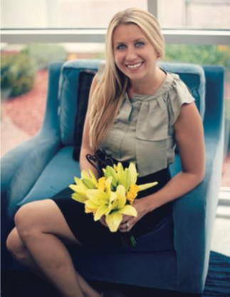 Meet Melissa Maas of Bank of Flowers