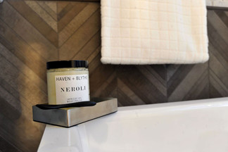 The Best Kept Beauty Product Secret for Waxing and Exfoliation: Haven + Blythe's Sugar Body Polish,