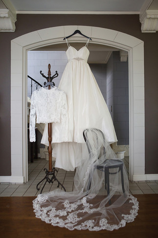 The Anatomy of a Wedding Gown
