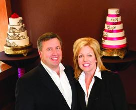 Meet Mark & Peggy Carollo of Simma's Bakery