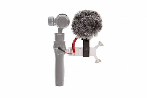 RODE VideoMicro & Osmo Quick Release 360° Mic Mount.