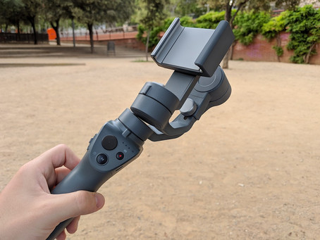 DJI Osmo Mobile 2, análisis: el mejor estabilizador para móviles ahora también compite en precio