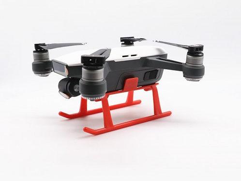 Heightened landing gear for DJI Spark