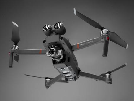 DJI Mavic 2 Enterprise: un drone ahora con capacidades para búsqueda y rescate