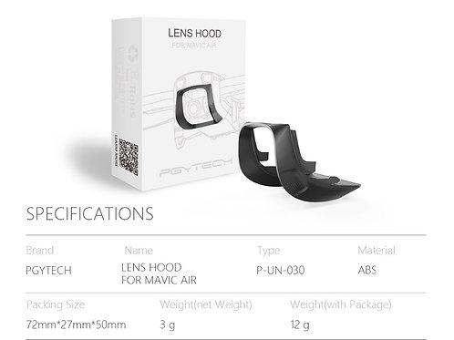 Pgytech lens hood Mavic air