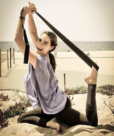 Sukhi Yoga Strap Increase fexibility