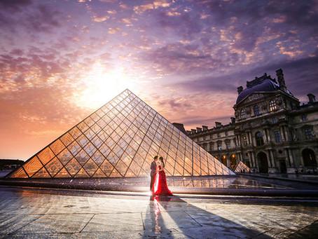 巴黎.別樹一幟的拍攝