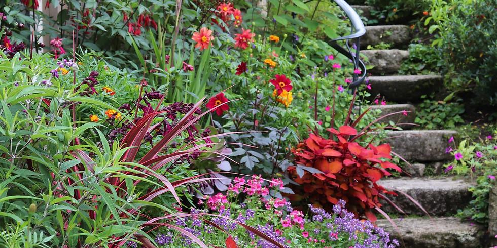 September  Garden Talk