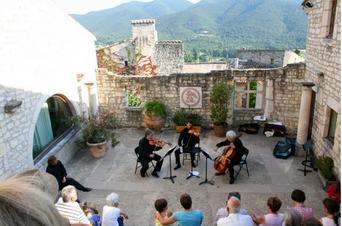 Concert PIerre Henri Xuereb - centre d'a