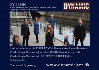 Affiche - concert Dynamic- Jazz - Centre d'art Yvon Morin - Drome copie.jpg