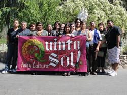 El Quinto Sol banner