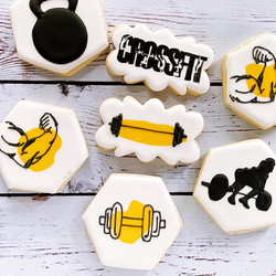 CrossFit Cookies