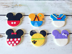 Mouse Ears Cookis