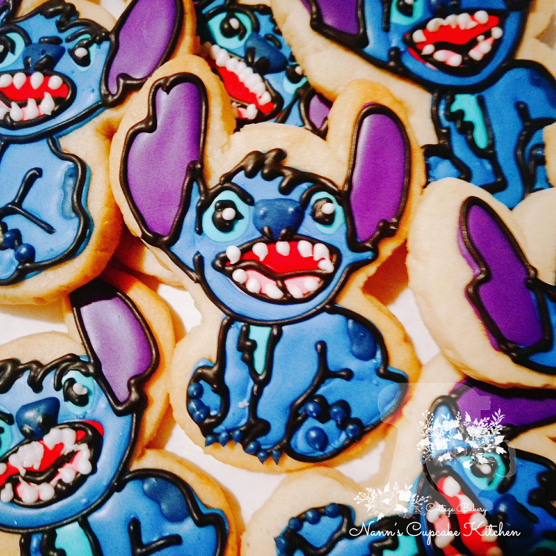 Stich Cookies