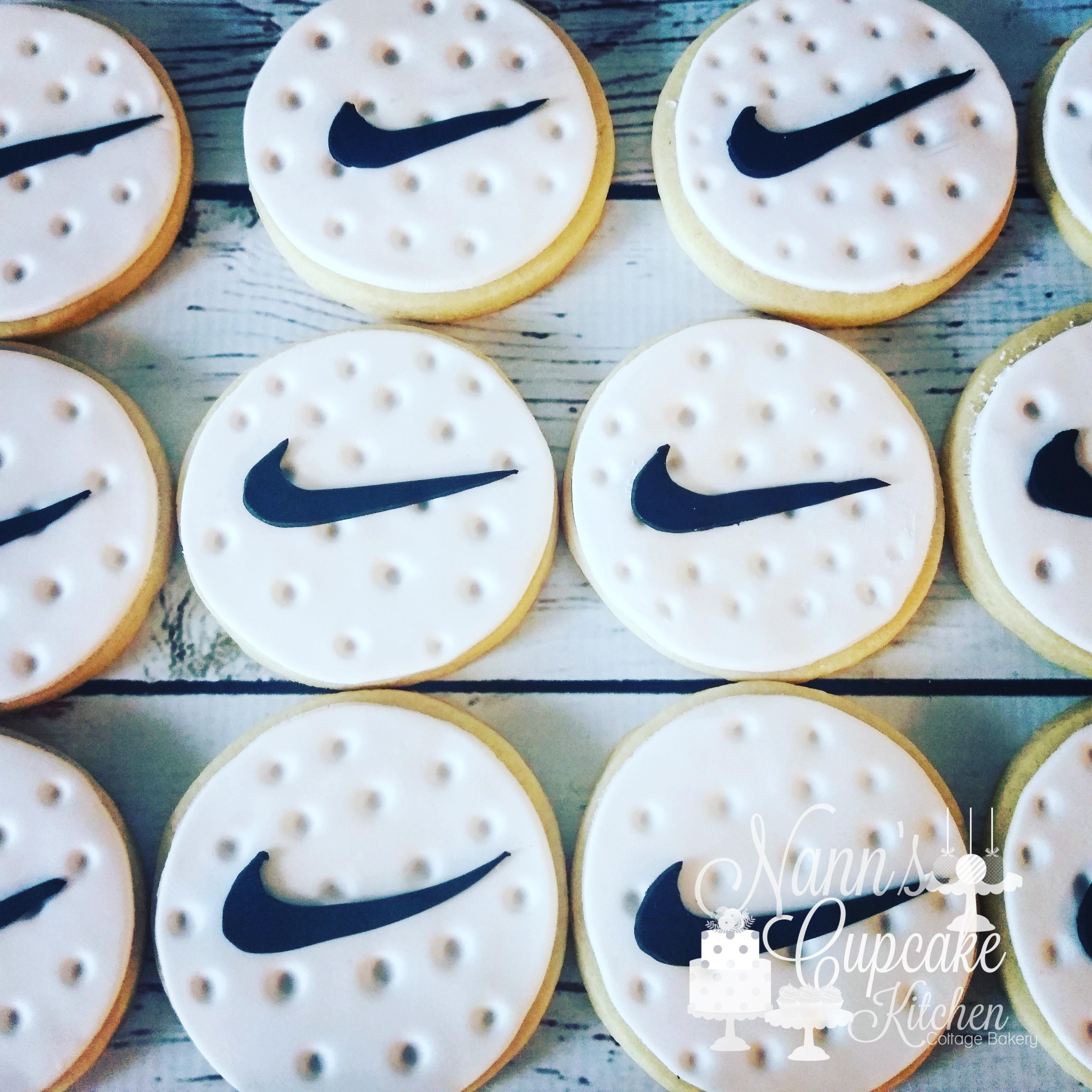 Nike Golf Cookies