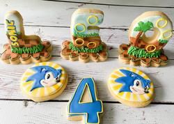 Sonic Cookies