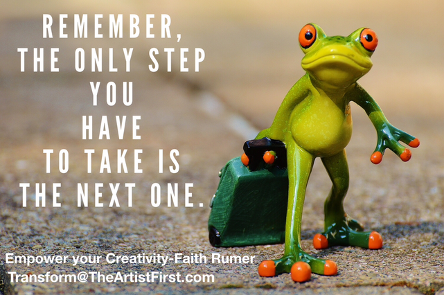 Say Yes to Your Next Step!