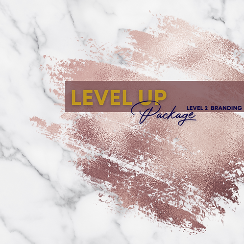 Level Up Branding Package
