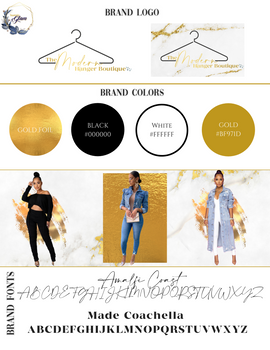 The Modern Hanger Brand Board.png