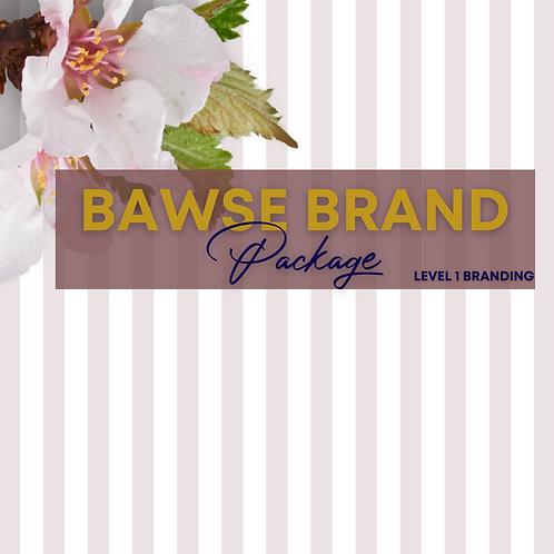 Bawse Branding Package