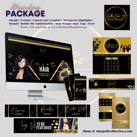 She Got it Collection Branding Package.p